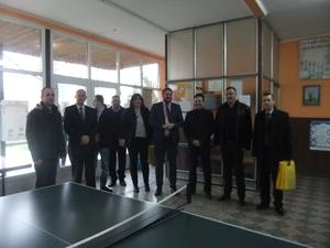 Посета амбасадора Републике Македоније