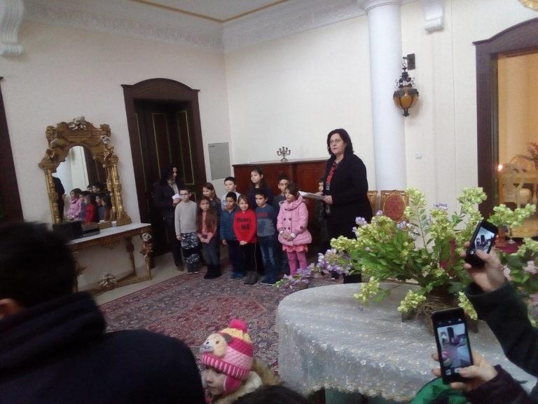 Свети Сава 25.01.2019. у Капетанову