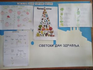 СВЕТСКИ ДАН ЗДРАВЕ ХРАНЕ  16.ОКТОБАР