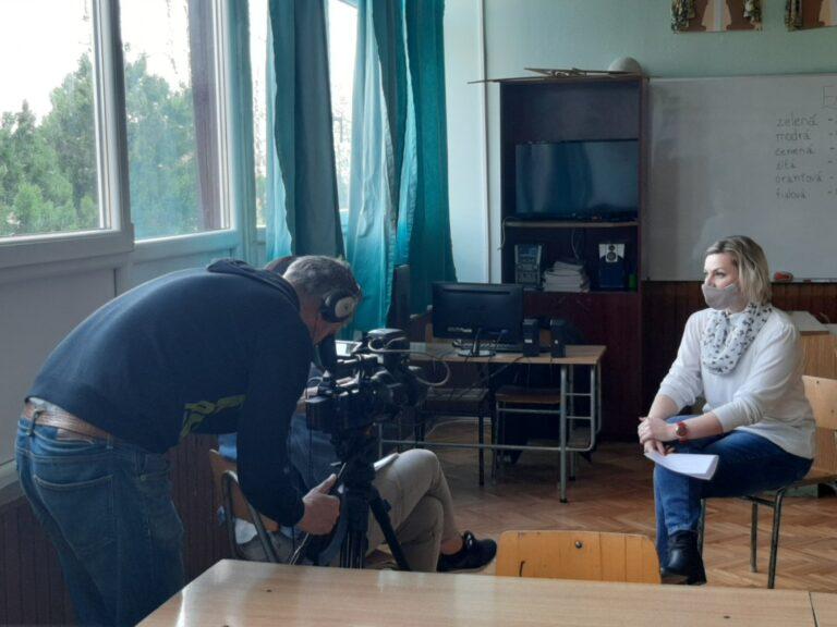 Снимање емисије о националним мањинама у Србији