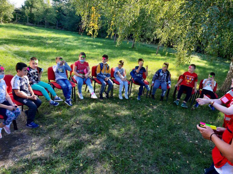 Read more about the article Организовање едукативних и креативних радионица у сарадњи са Црвеним крстом